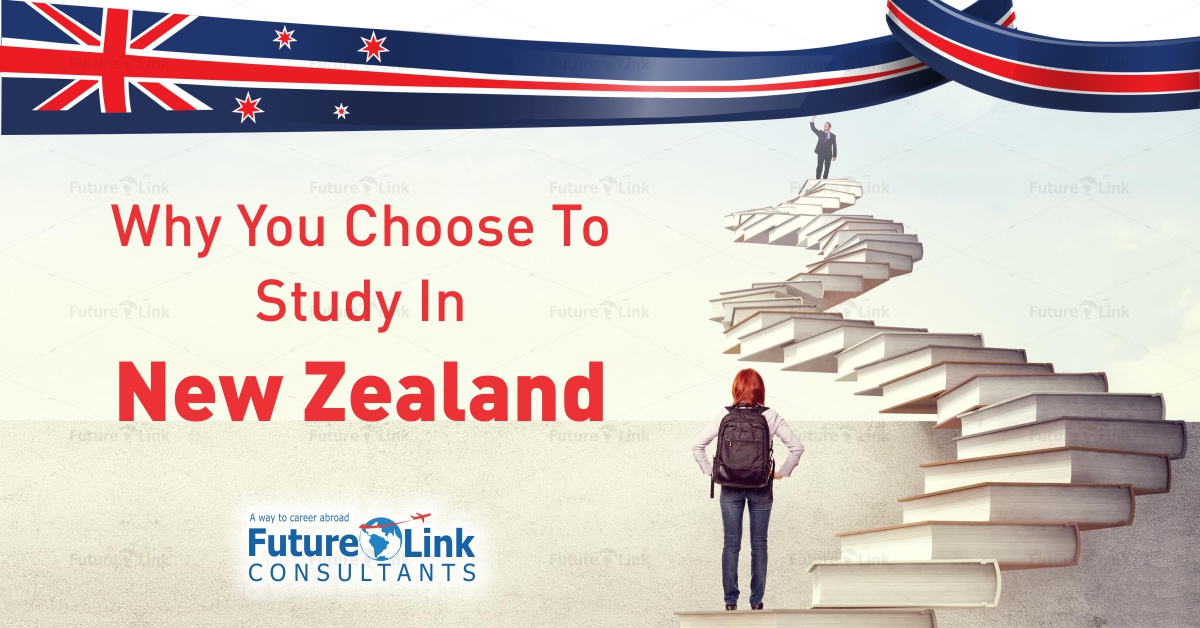 Study Abroad in New Zealand, Overseas Education Consultants