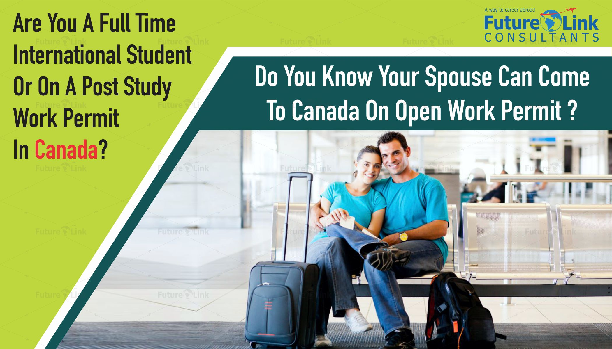 how to get open work permit in canada