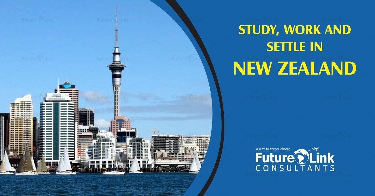 Study, Work And Settle In New Zealand