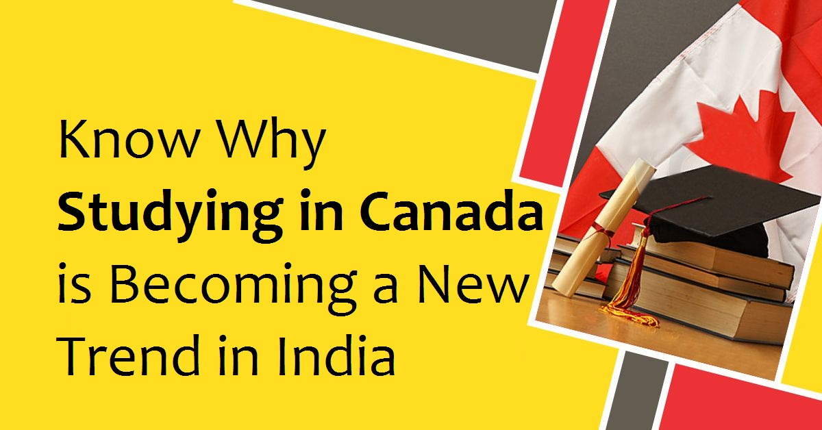 how to study in canada from india